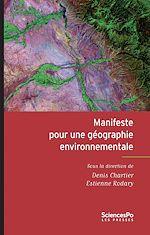Télécharger le livre :  Manifeste pour une géographie environnementale