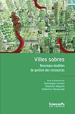 Télécharger le livre :  Villes sobres