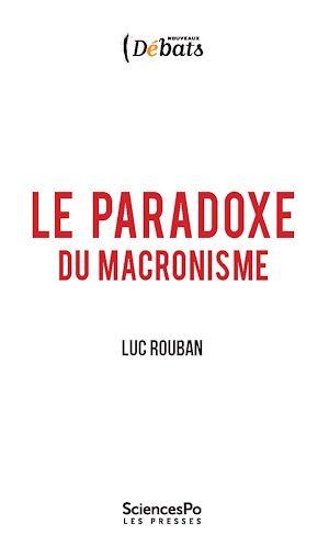 Téléchargez le livre :  Le paradoxe du macronisme