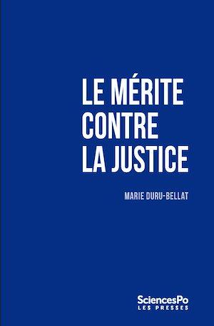 Téléchargez le livre :  Le mérite contre la justice