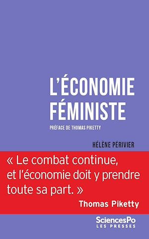 Téléchargez le livre :  L'économie féministe
