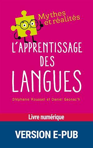 Téléchargez le livre :  L'apprentissage des langues