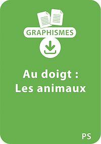 Télécharger le livre : Graphismes au doigt PS - Les animaux