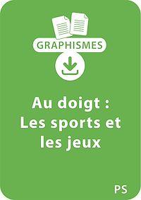 Télécharger le livre : Graphismes au doigt PS - Les sports et les jeux