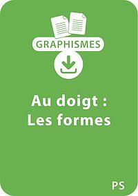 Télécharger le livre : Graphismes au doigt PS - Les formes
