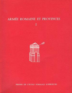 Téléchargez le livre :  Armée romaine et provinces I