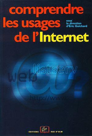 Téléchargez le livre :  Comprendre les usages de l'Internet