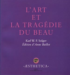 Téléchargez le livre :  L'Art et la tragédie du beau