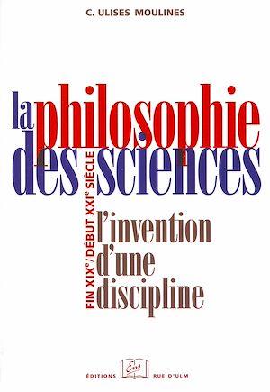 Téléchargez le livre :  La philosophie des sciences