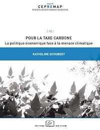 Télécharger le livre : Pour la taxe carbone