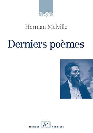Téléchargez le livre :  Derniers poèmes