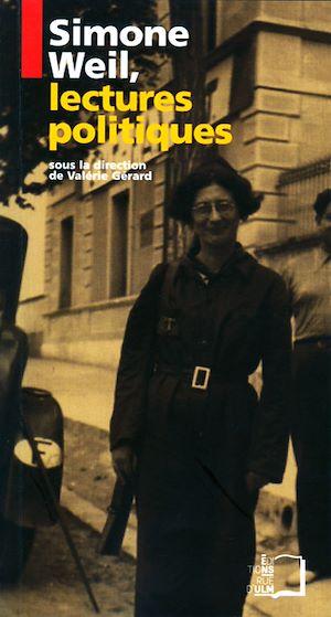 Téléchargez le livre :  Simone Weil, lectures politiques
