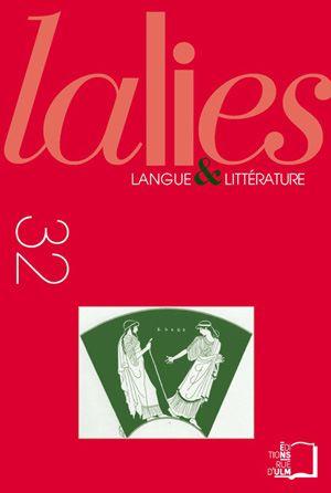 Téléchargez le livre :  Lalies 32