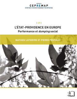 Téléchargez le livre numérique:  L'État-providence en Europe - Performance et dumping social