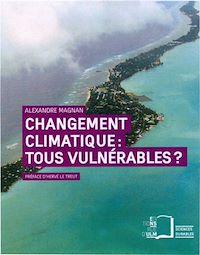 Télécharger le livre : Changement climatique : tous vulnérables ?