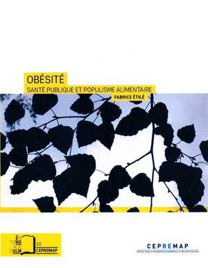 Téléchargez le livre :  Obésité - Santé publique et populisme alimentaire