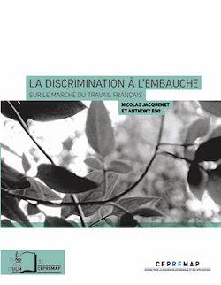 Téléchargez le livre numérique:  La Discrimination à l'embauche - sur le marché du travail français