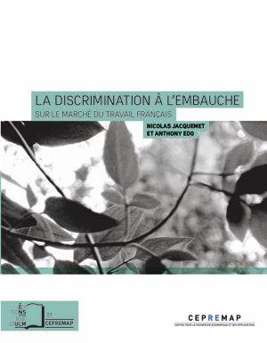 Téléchargez le livre :  La Discrimination à l'embauche - sur le marché du travail français