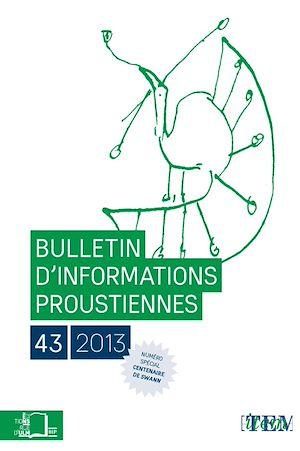 Téléchargez le livre :  Bulletin d'information proustienne n° 43