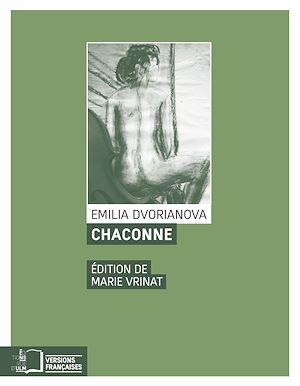 Téléchargez le livre :  Chaconne