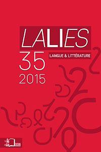 Télécharger le livre : Lalies 35