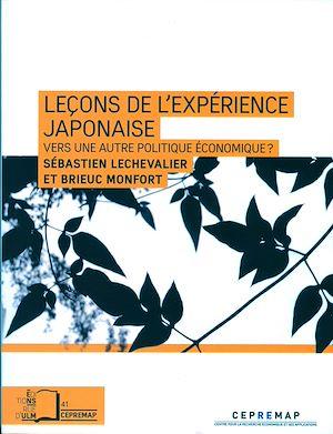 Téléchargez le livre :  Leçons de l'expérience japonaise