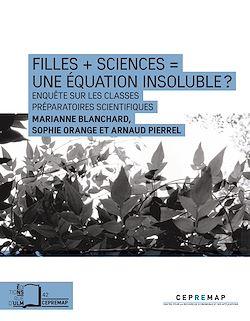 Téléchargez le livre numérique:  Filles + sciences = une équation insoluble ?