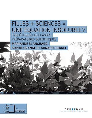 Téléchargez le livre :  Filles + sciences = une équation insoluble ?