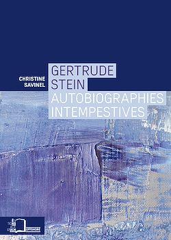Téléchargez le livre numérique:  Gertrude Stein - Autobiographies intempestives