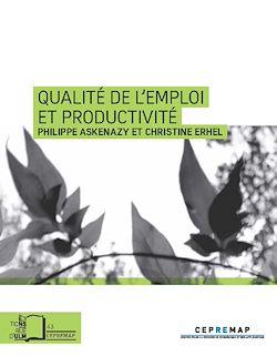 Téléchargez le livre numérique:  Qualité de l'emploi et productivité