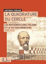Télécharger le livre :  La Quadrature du cercle