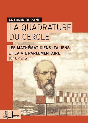 Téléchargez le livre :  La Quadrature du cercle