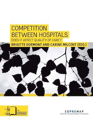 Téléchargez le livre :  Competition between Hospitals