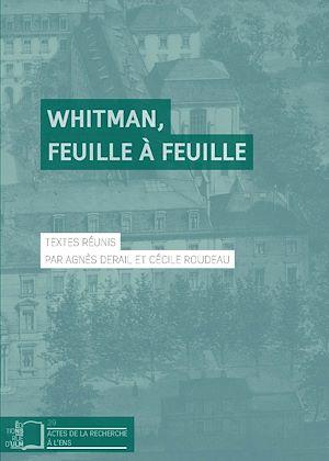 Téléchargez le livre :  Whitman, feuille à feuille