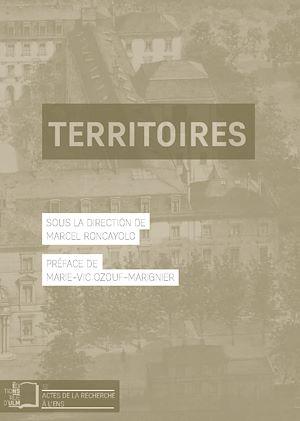 Téléchargez le livre :  Territoires