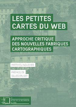 Téléchargez le livre numérique:  Les petites cartes du web