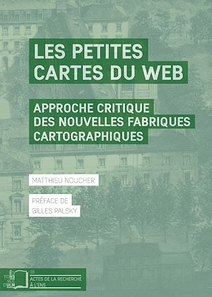 Téléchargez le livre :  Les petites cartes du web