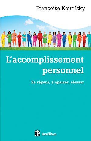 Téléchargez le livre :  L'accomplissement personnel