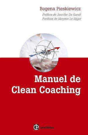 Téléchargez le livre :  Manuel de Clean coaching