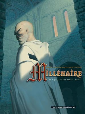 Téléchargez le livre :  Millénaire T2 : Le Squelette des Anges