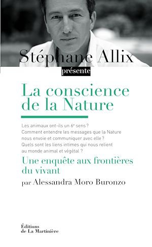 Téléchargez le livre :  La conscience de la Nature. Une enquête à la frontière du vivant