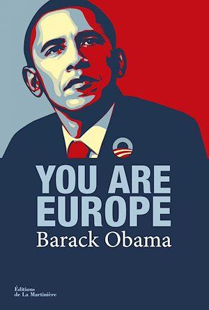 Téléchargez le livre :  You are Europe. Discours prononcé à Hanovre le 25