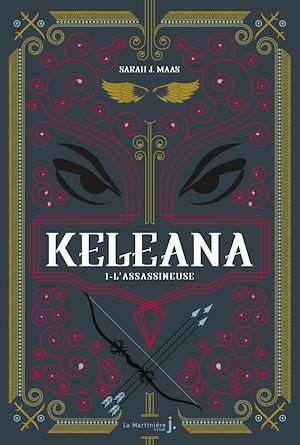 Téléchargez le livre :  Keleana, tome 1 L'Assassineuse