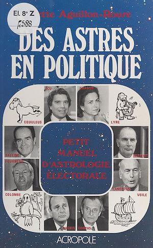 astrologie politique
