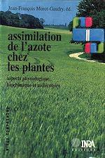 Télécharger le livre :  Assimilation de l'azote chez les plantes