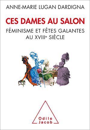 Téléchargez le livre :  Ces dames au salon