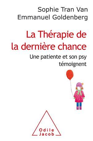 Téléchargez le livre :  La Thérapie de la dernière chance