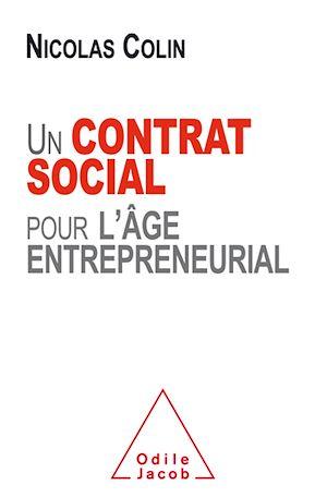Téléchargez le livre :  Un contrat social pour l'âge entrepreneurial