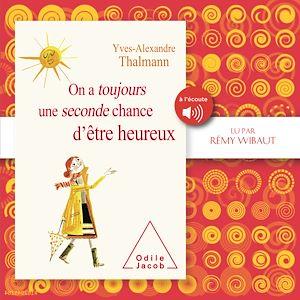 Téléchargez le livre :  On a toujours une seconde chance d'être heureux