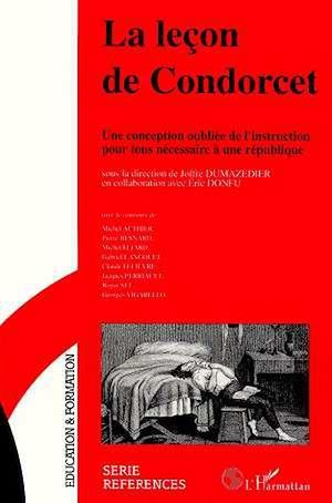 Téléchargez le livre :  La leçon de Condorcet